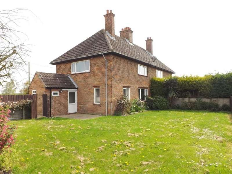 2 Bedrooms Semi Detached House for sale in Lutton Marsh