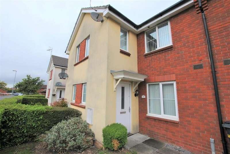 2 Bedrooms Terraced House for sale in Tarnock Avenue, Hengrove