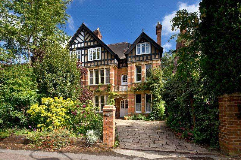 8 Bedrooms Semi Detached House for rent in Bardwell Road, Oxford, OX2