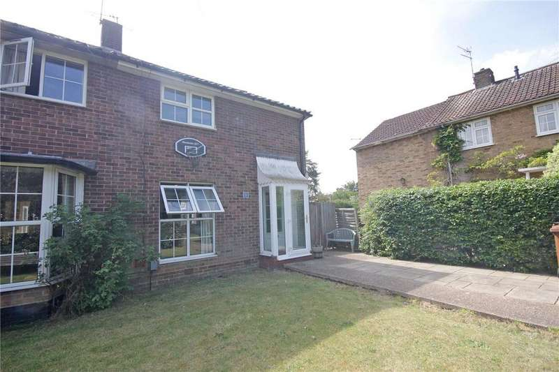 3 Bedrooms End Of Terrace House for sale in Lemsford Lane, Welwyn Garden City, Hertfordshire