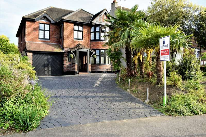 5 Bedrooms Detached House for sale in Park Crescent, Erith, DA8