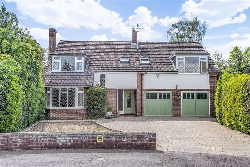 6 Bedrooms Detached House for sale in Elger Close, Bedford