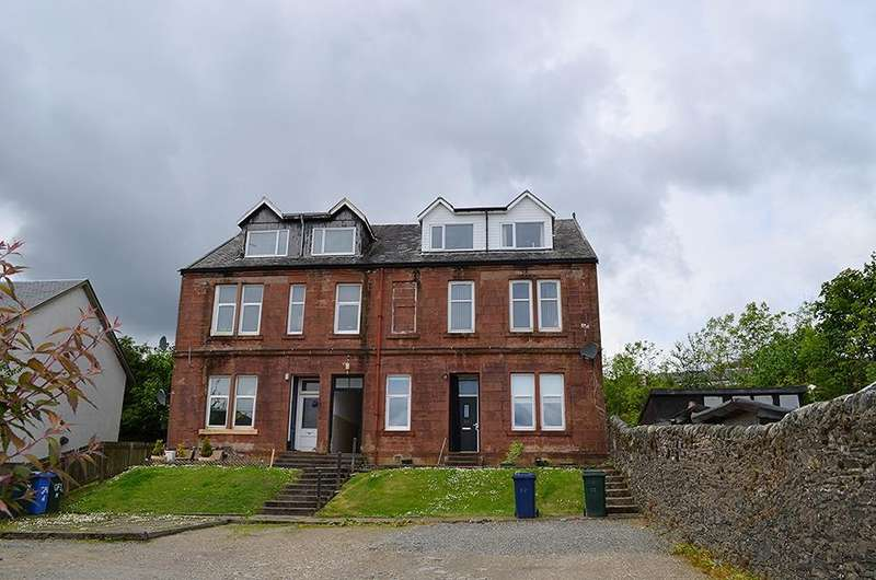1 Bedroom Flat for sale in 67 Marine Parade, Kirn, Dunoon, PA23 8HF