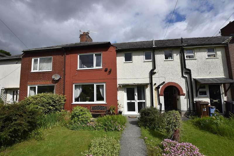 3 Bedrooms Terraced House for sale in Gainsborough Avenue, Burnley BB11
