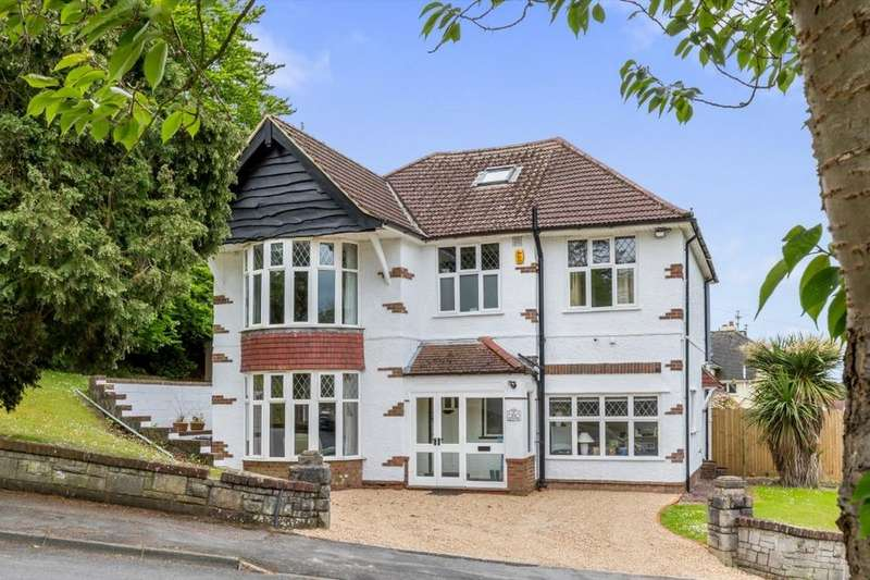 4 Bedrooms Detached House for sale in The Deeside, Brighton, East Sussex, BN1