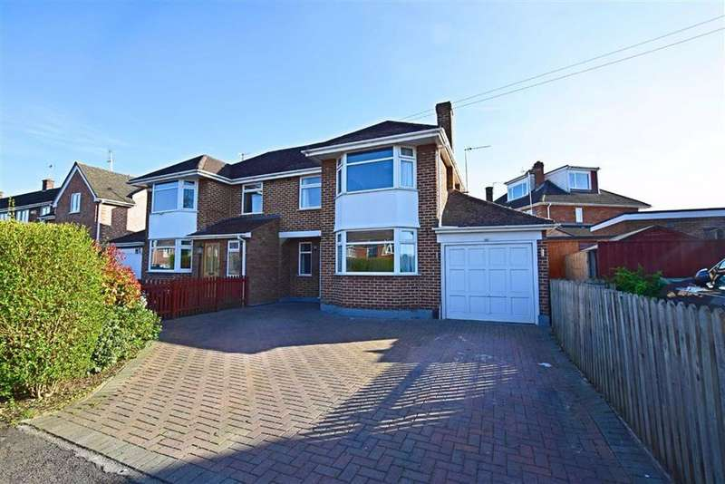 3 Bedrooms Semi Detached House for sale in Brooklands Park