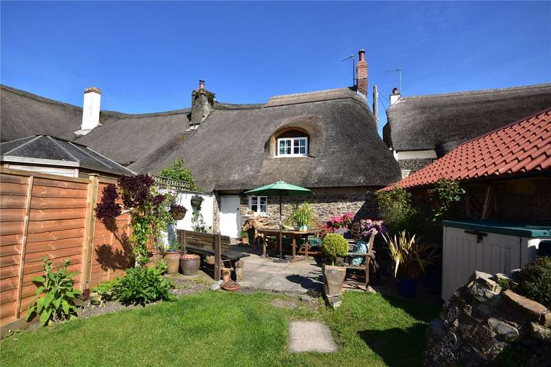 2 Bedrooms End Of Terrace House for sale in Chittlehampton, Umberleigh, Devon, EX37