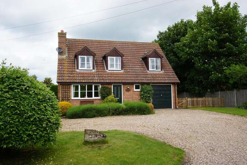 3 Bedrooms Detached House for sale in The Green, Mareham-le-fen