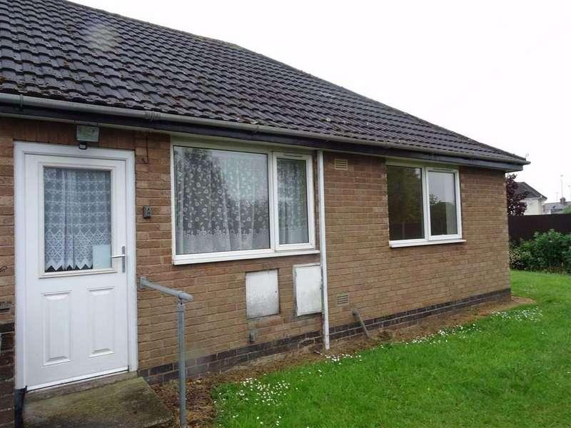 1 Bedroom Bungalow for sale in Charnwood Road, Hinckley