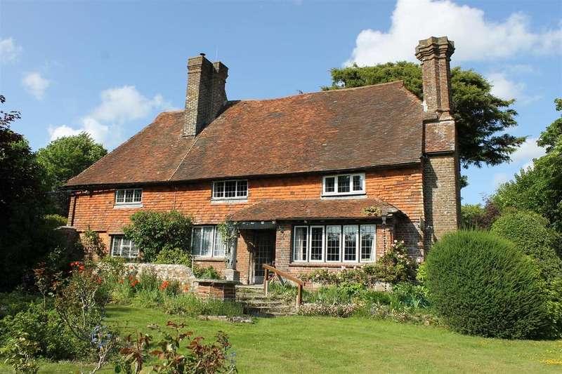 5 Bedrooms Detached House for sale in Rural Heathfield