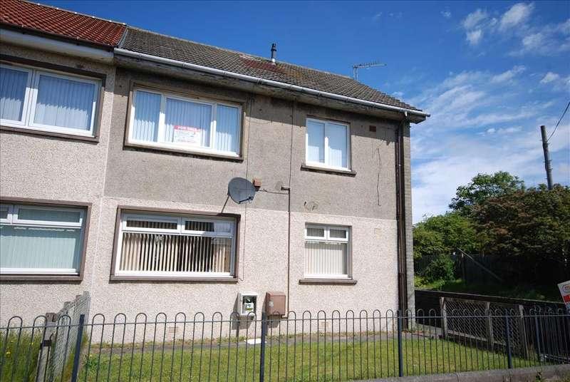 1 Bedroom Apartment Flat for sale in Arthur Street, Stevenston