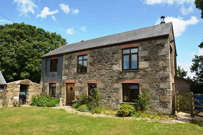 2 Bedrooms Cottage House for sale in GWENNAP