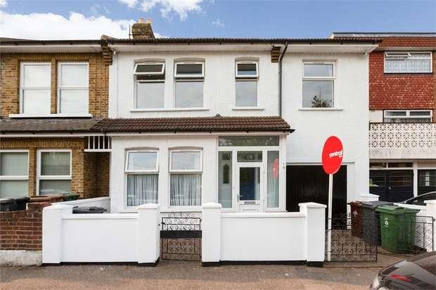 5 Bedrooms End Of Terrace House for sale in Longfield Avenue, Walthamstow, London