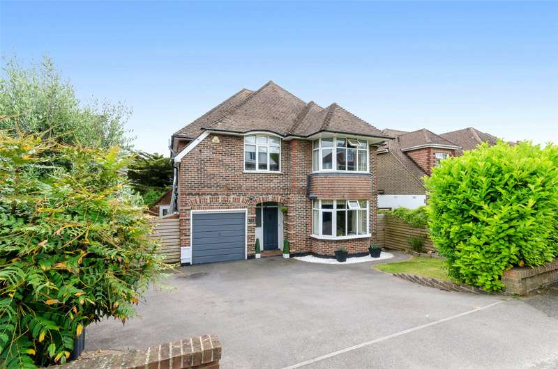 5 Bedrooms Detached House for sale in Ring Road, North Lancing, West Sussex, BN15
