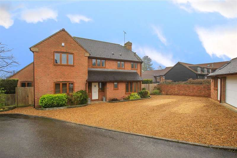 5 Bedrooms Detached House for sale in Stanbridge Road, Tilsworth