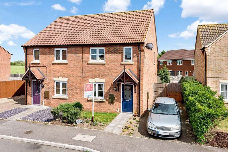 3 Bedrooms Semi Detached House for sale in Kings Manor, Coningsby, LN4