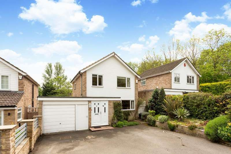 3 Bedrooms Detached House for sale in Loddon Bridge Road, Woodley, Reading, RG5