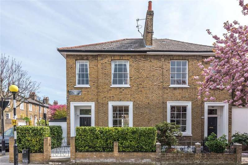 4 Bedrooms Terraced House for sale in Hemingford Road, Islington, London, N1