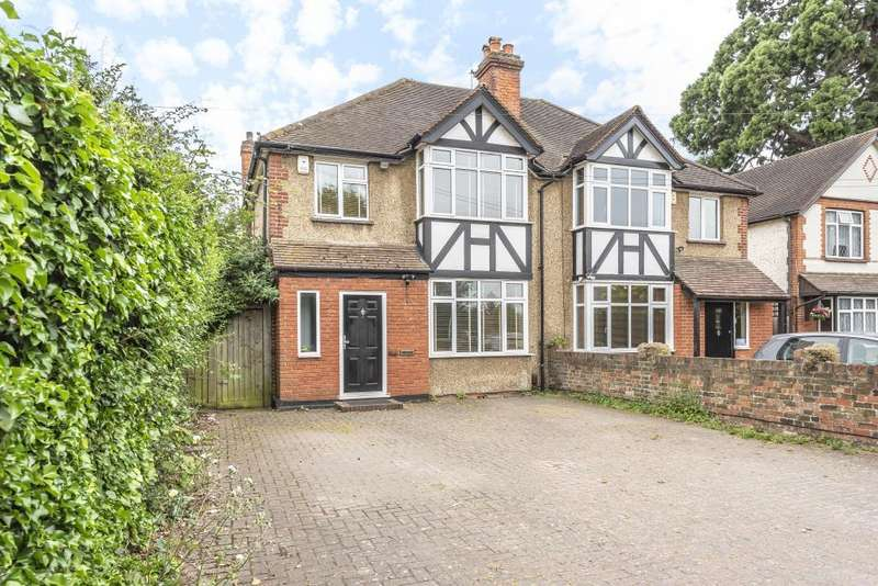 4 Bedrooms House for sale in Straight Road, Old Windsor, SL4