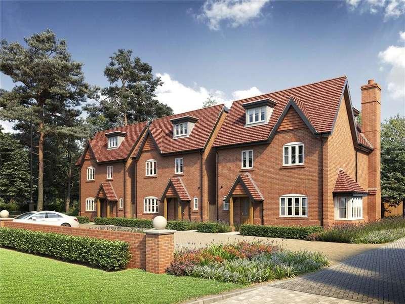 5 Bedrooms Detached House for sale in Brompton Gardens, London Road, Ascot, Berkshire, SL5