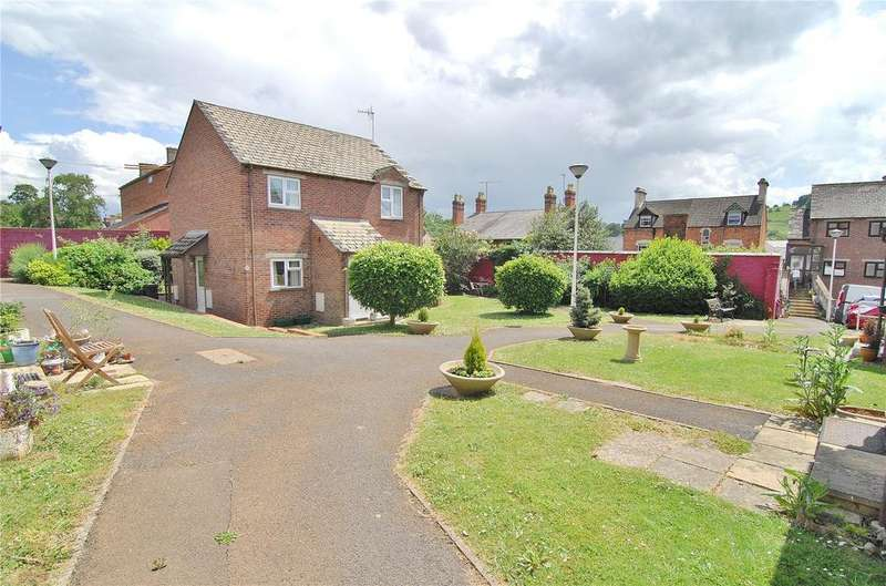 2 Bedrooms Apartment Flat for sale in Westward Court, Westward Road, Ebley, Gloucestershire, GL5