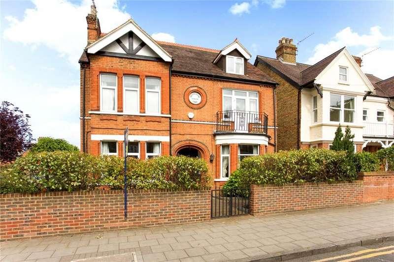 7 Bedrooms Detached House for sale in St. Leonards Road, Windsor, Berkshire, SL4