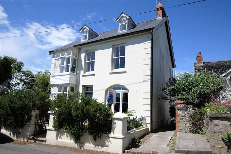 6 Bedrooms Detached House for sale in Glyder House, Manorbier, Tenby