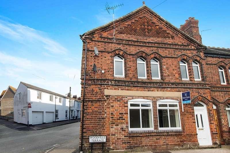 3 Bedrooms Flat for sale in Woodville Terrace, Meir, Stoke-On-Trent, ST3