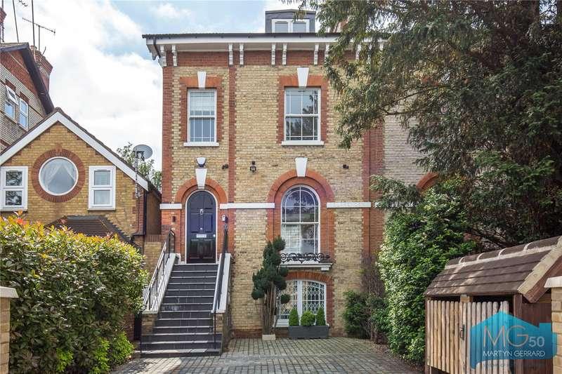 5 Bedrooms Semi Detached House for sale in Station Road, New Barnet, Barnet, EN5