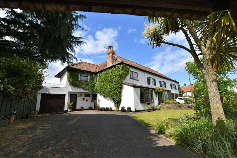 4 Bedrooms Cottage House for sale in Church Lane, Nailsea, Bristol, North Somerset