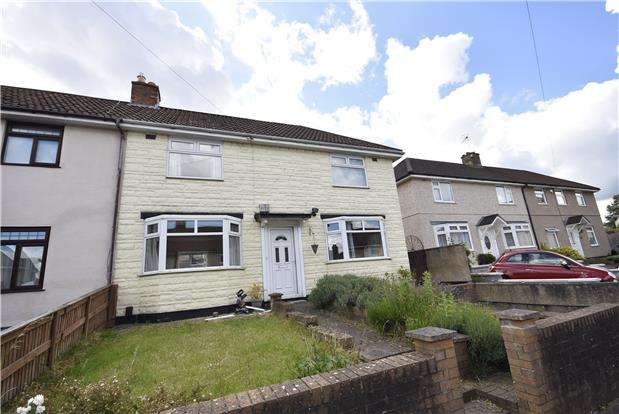 3 Bedrooms Semi Detached House for sale in Marigold Walk, BRISTOL, BS3 2PD