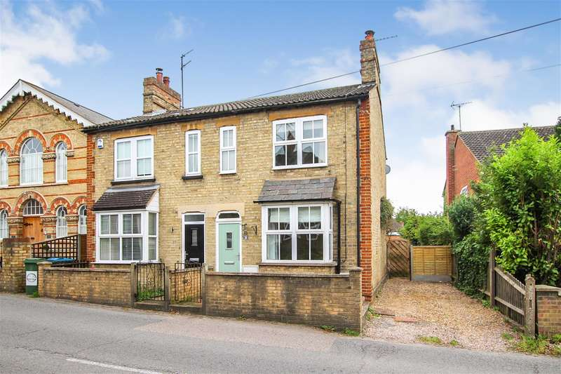 2 Bedrooms Semi Detached House for sale in High Street, Ivinghoe