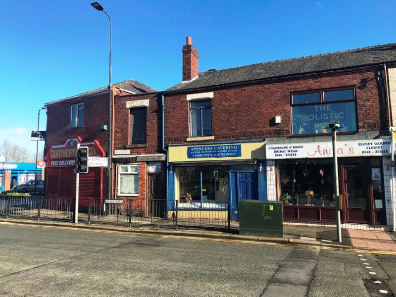 Commercial Property for sale in 278 Wigan Road, Wigan, Lancashire