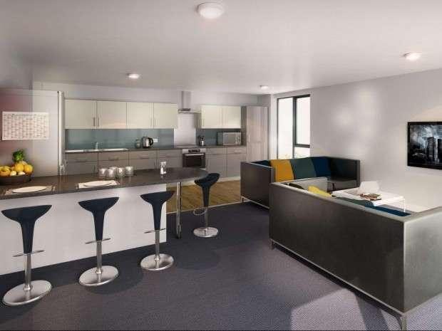 4 Bedrooms Flat Share for rent in 160 Corporation Street, Preston, PR1