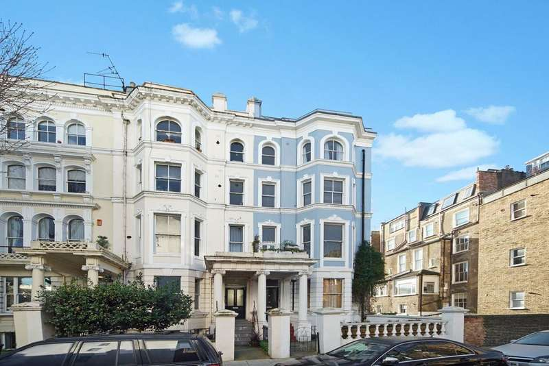 2 Bedrooms Apartment Flat for sale in Colville Terrace W11