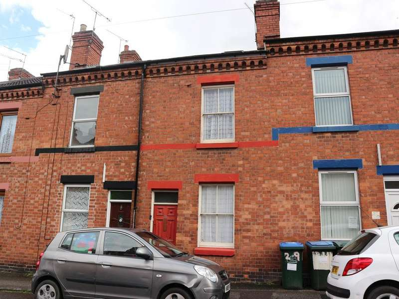 3 Bedrooms Terraced House for sale in 28 Gordon Street, Earlsdon, Coventry, CV1 3ES