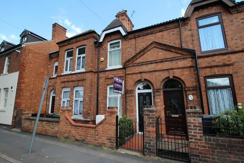 2 Bedrooms Terraced House for sale in Meadow Lane, Loughborough