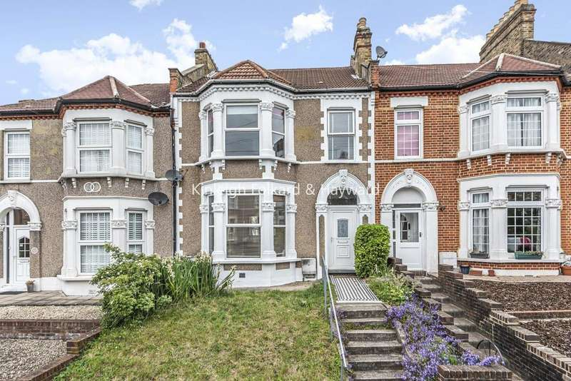 3 Bedrooms Terraced House for sale in Dowanhill Road, Catford
