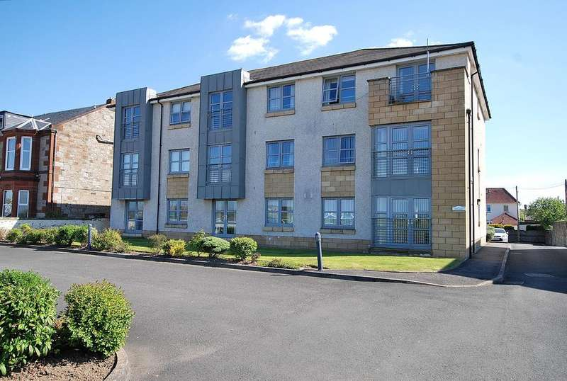 2 Bedrooms Flat for sale in 21J Links Road, PRESTWICK, KA9 1QG