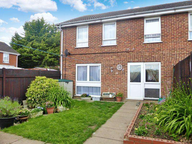 3 Bedrooms End Of Terrace House for sale in Wedgewood Road, Luton, LU4 0RG