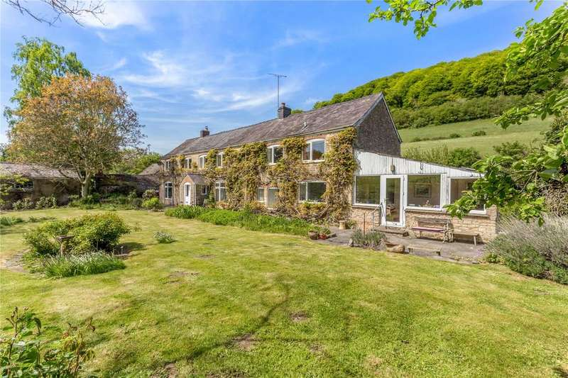 4 Bedrooms Unique Property for sale in Waterley Bottom, North Nibley, Dursley, Gloucestershire, GL11