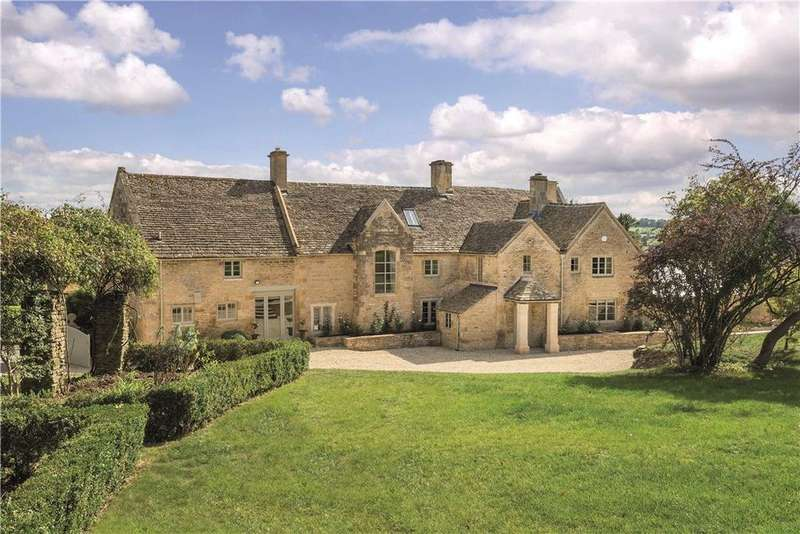 7 Bedrooms Detached House for sale in Maugersbury, Cheltenham, Gloucestershire, GL54