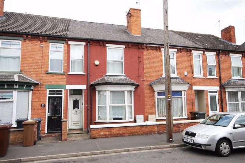 3 Bedrooms Terraced House for sale in Pennell Street, Lincoln, Lincolnshire