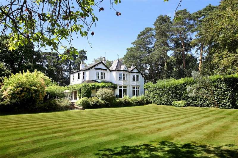 8 Bedrooms Detached House for sale in Bagshot Road, Ascot, Berkshire, SL5