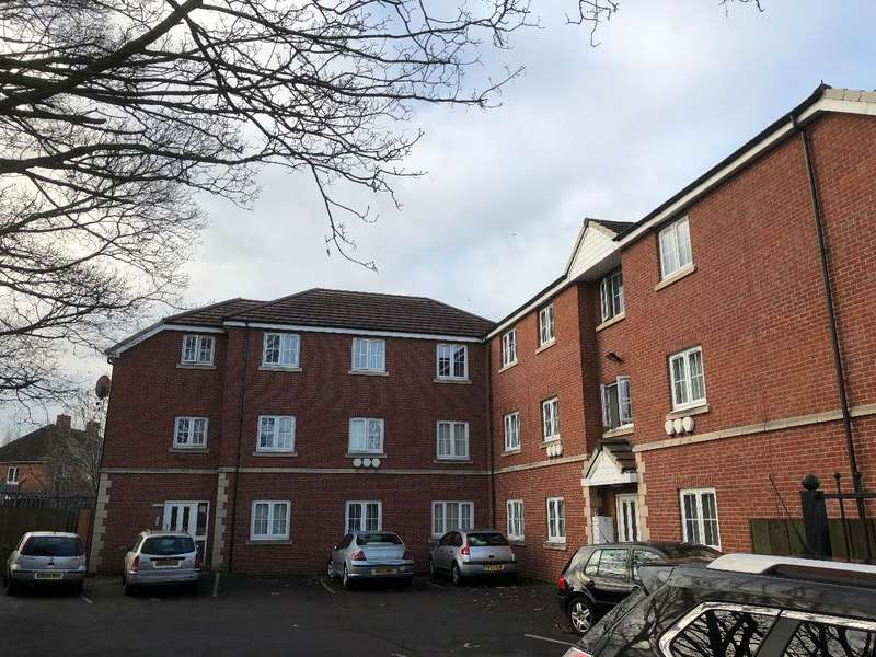 2 Bedrooms Apartment Flat for sale in PARKWAY COURT, DONCASTER