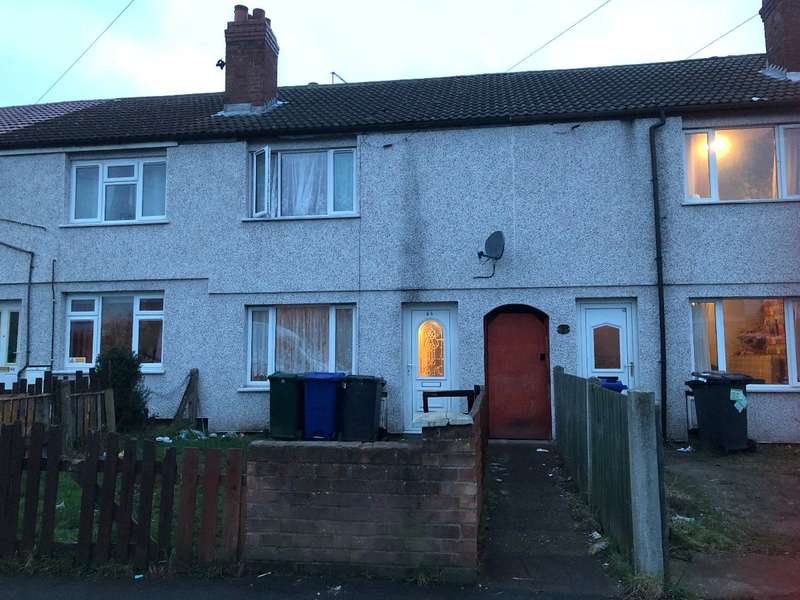 3 Bedrooms Terraced House for sale in The Crescent, Dunscroft.