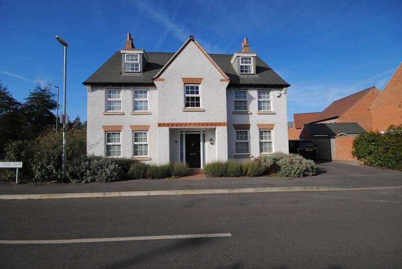 5 Bedrooms Detached House for rent in Fenny Copse Lane, Quorn
