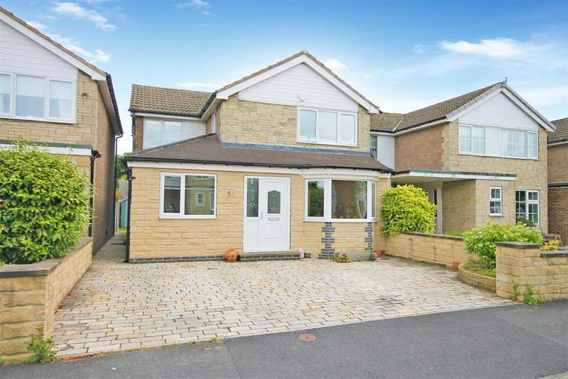 4 Bedrooms Detached House for sale in Fountains Way, Knaresborough, HG5 8HU