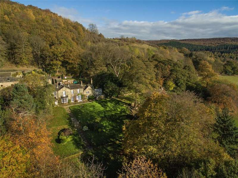 7 Bedrooms Detached House for sale in More Hall Lane, Bolsterstone, Sheffield, S36