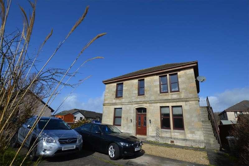 3 Bedrooms Flat for sale in 22 West Park Court, Moorpark Road West, STEVENSTON, KA20 3JU